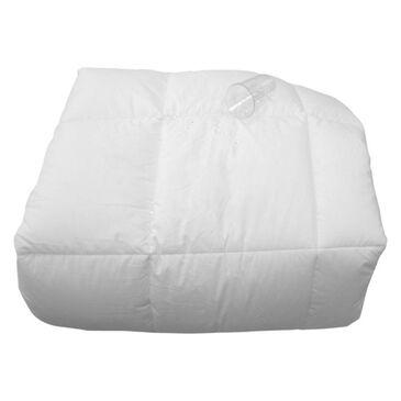 Epoch Hometex Nanofibre Full/Queen Comforter in White, , large