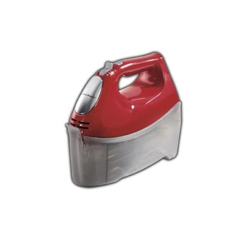 Hamilton Beach Ensemble Hand Mixer with Snap-On Case, , large