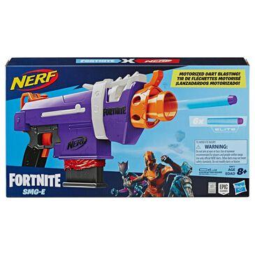 Nerf Fortnite SMG-E Motorized Dart Blaster, , large