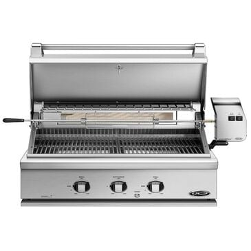 """DCS 30"""" Traditional Liquid Propane Grill with Rotisserie in Stainless Steel, , large"""