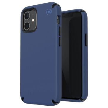 Speck Presidio2 Pro Case for iPhone 12 mini in Blue and Black, , large