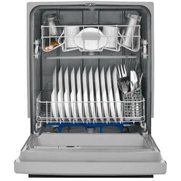 """Frigidaire 24"""" Built-In Dishwasher with Electronic Controls in Stainless Steel , , large"""