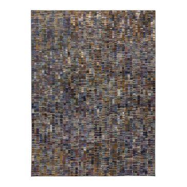 "Karastan Enigma Paradox 90971 5'3"" x 7'10"" Multi Area Rug, , large"