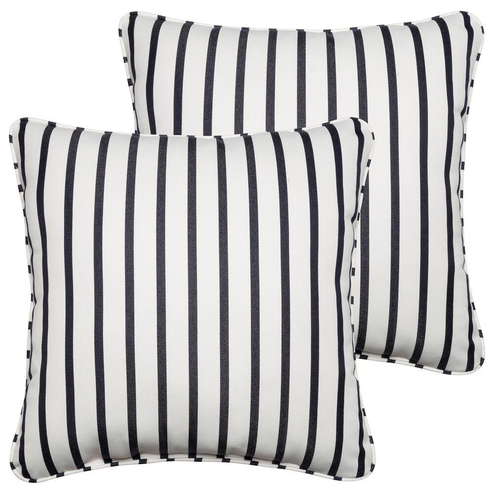 "Sorra Home Sunbrella 20"" Pillow in Lido Indigo (Set of 2), , large"