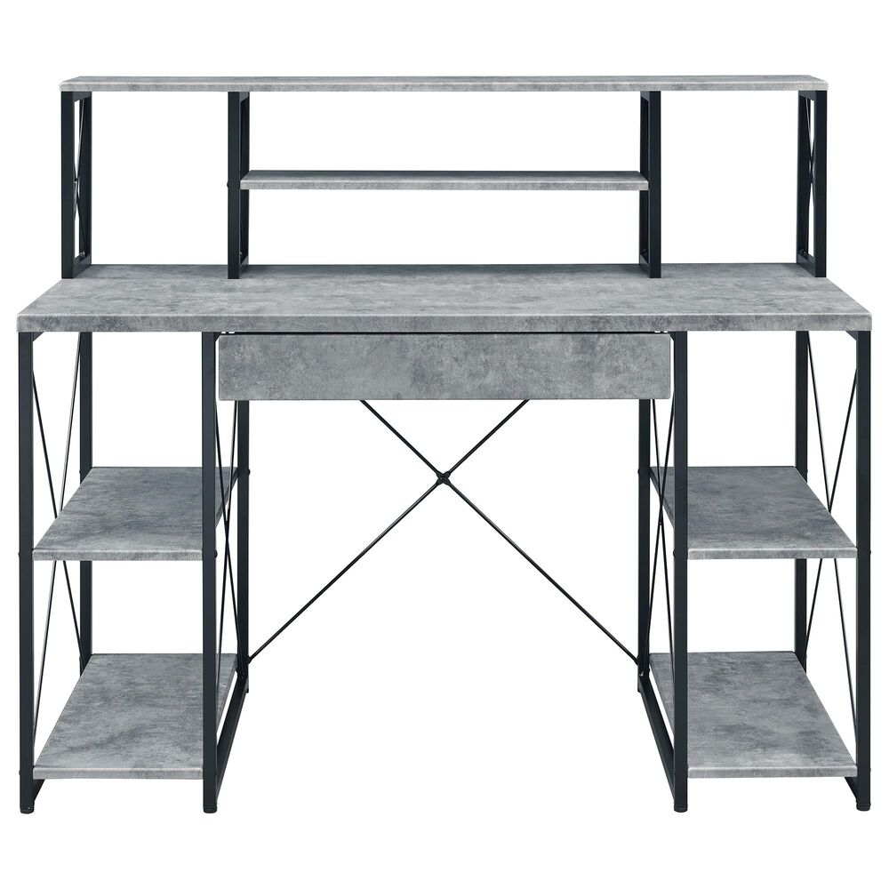 Gunnison Co. Amiel Desk in Gray, , large