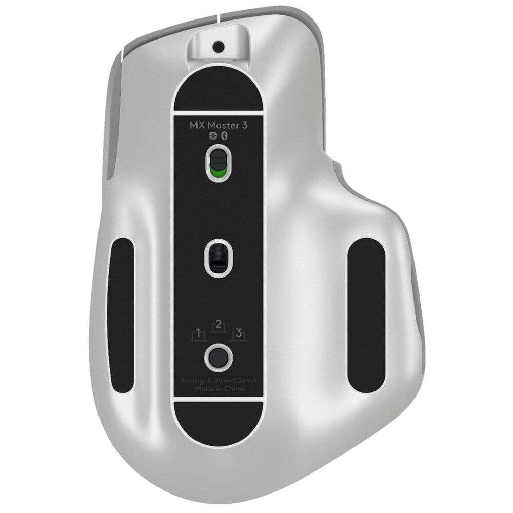 Logitech MX Master 3 Wireless Mouse in Mid Grey, , large