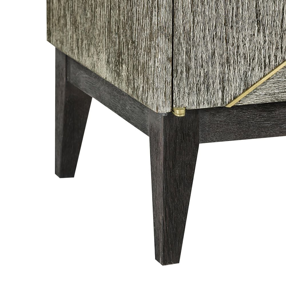 Jonathan Charles Fine Furniture  Geometric Sideboard in Dark French Oak, , large