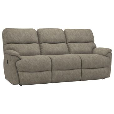 La-Z-Boy Trouper Manual Reclining Sofa in Sable, , large