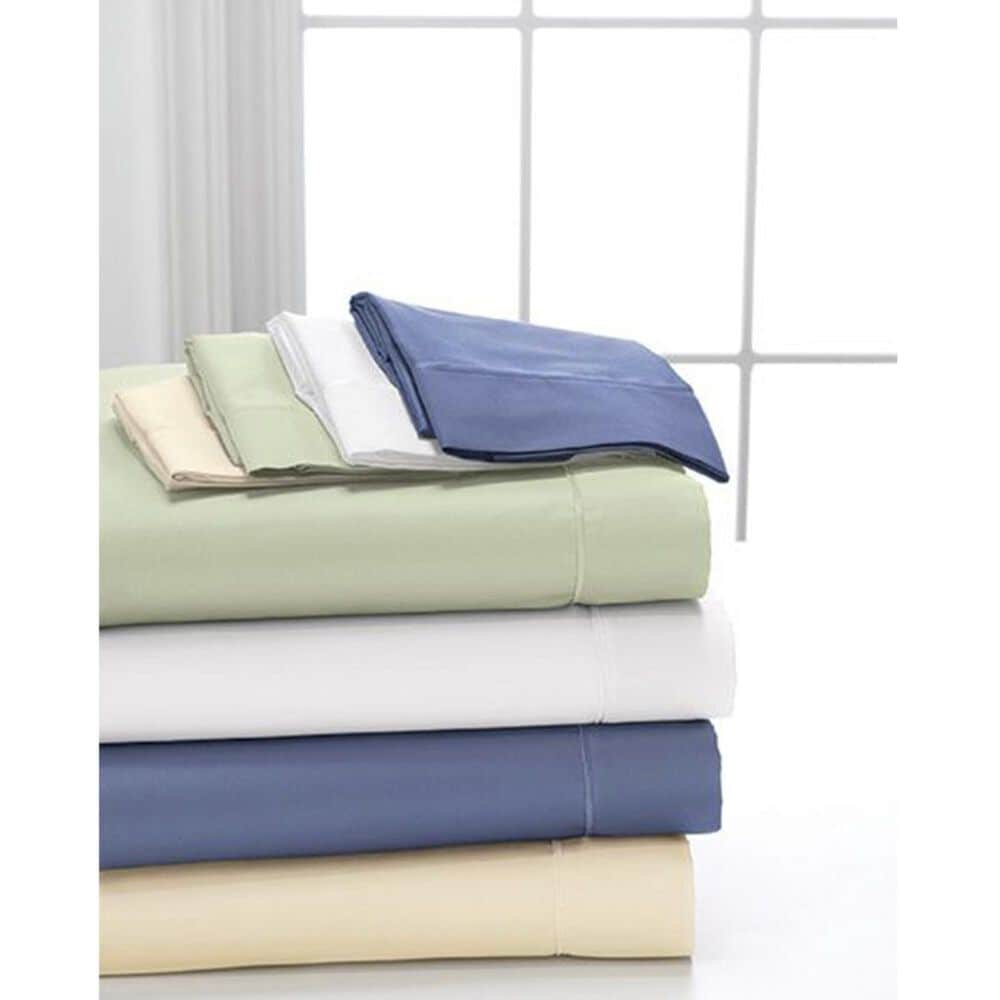DreamFit Degree 2 4-Piece Queen Sheet Set in Blue, , large