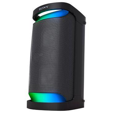 Sony XP500 Portable Wireless Bluetooth Speaker in Black, , large