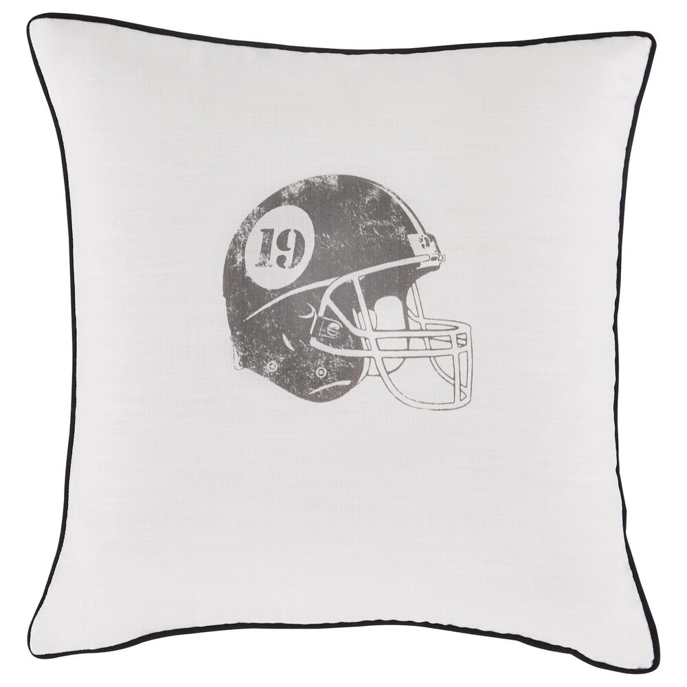 Signature Design by Ashley Waman Pillow in Charcoal, , large