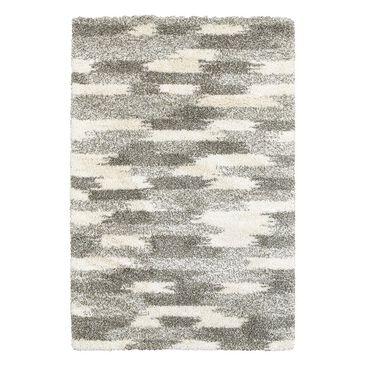 """Oriental Weavers Henderson 565J 1'10"""" x 3'3"""" Grey/Ivory Scatter Rug, , large"""