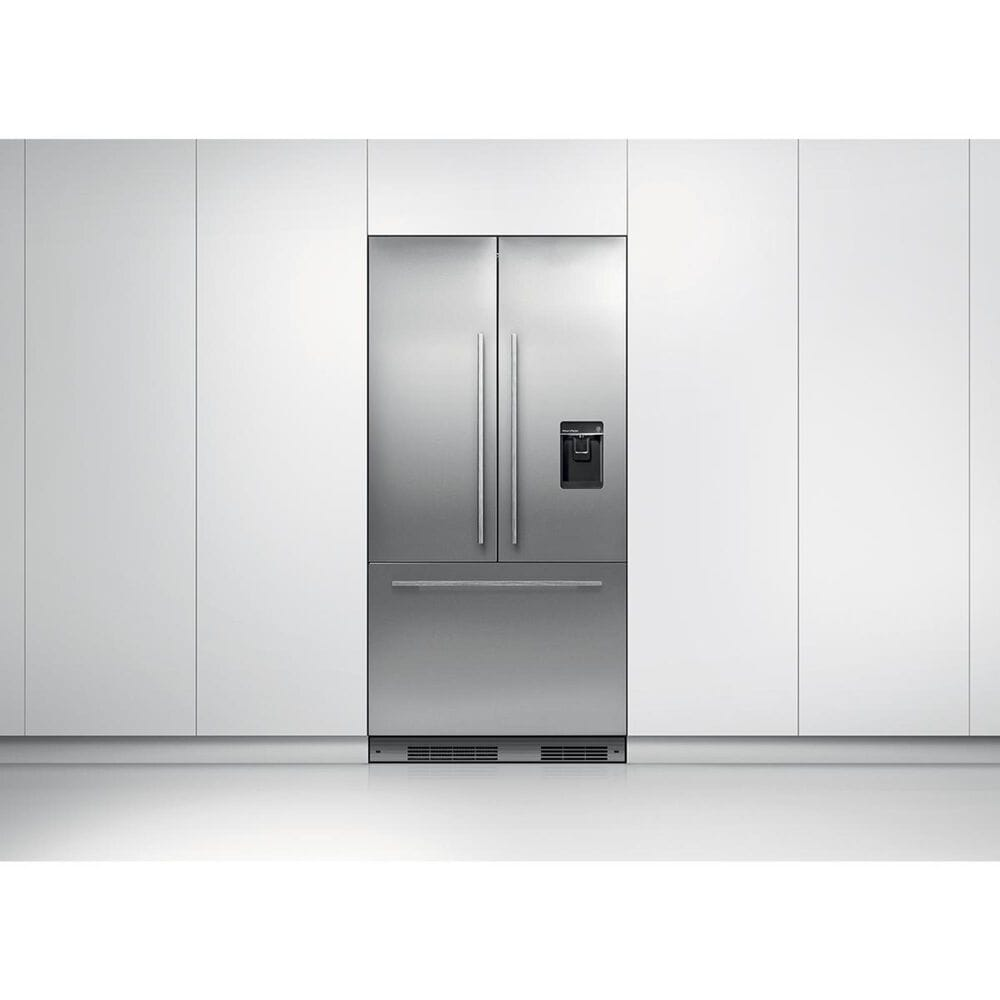 """Fisher and Paykel Panel for 72"""" Refrigerator in Stainless Steel, , large"""