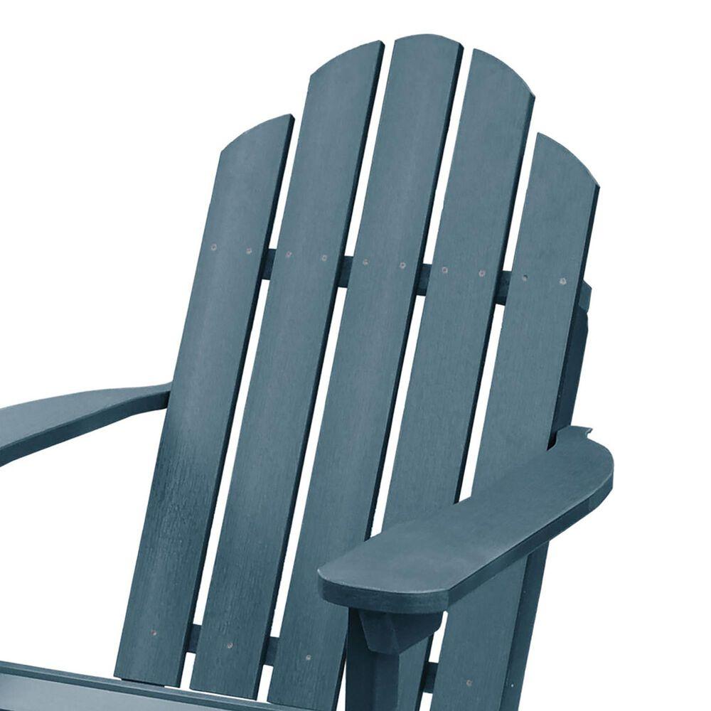 Highwood USA Classic Westport Adirondack Chair in Nantucket Blue (Set of 2), , large