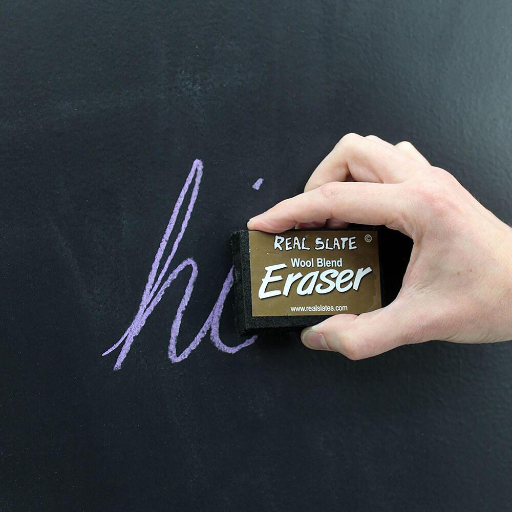 Tempaper Chalkboard Black Peel and Stick Wallpaper, , large