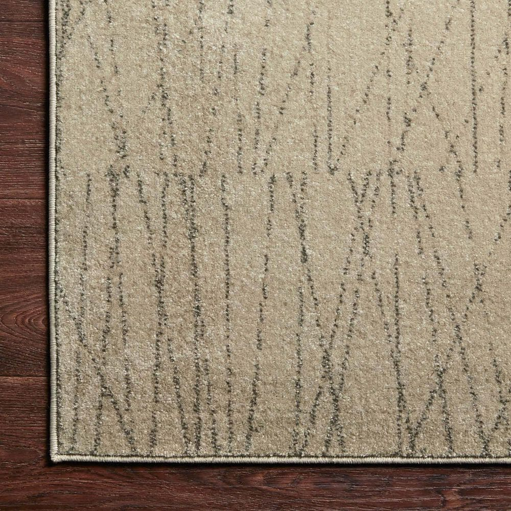 """Loloi II Bowery 6'7"""" x 9'7"""" Beige and Pepper Area Rug, , large"""