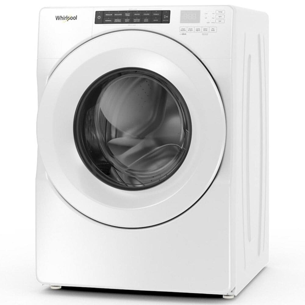 Whirlpool 4.2 Cu. Ft. Front Load Washer in White, , large