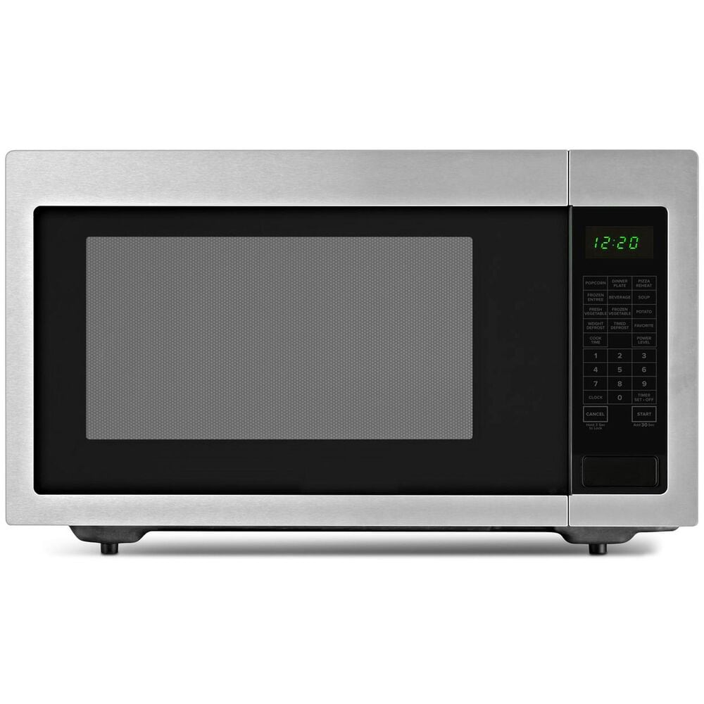 Amana 2.2 Cu. Ft. Countertop Microwave  in Stainless Steel , , large