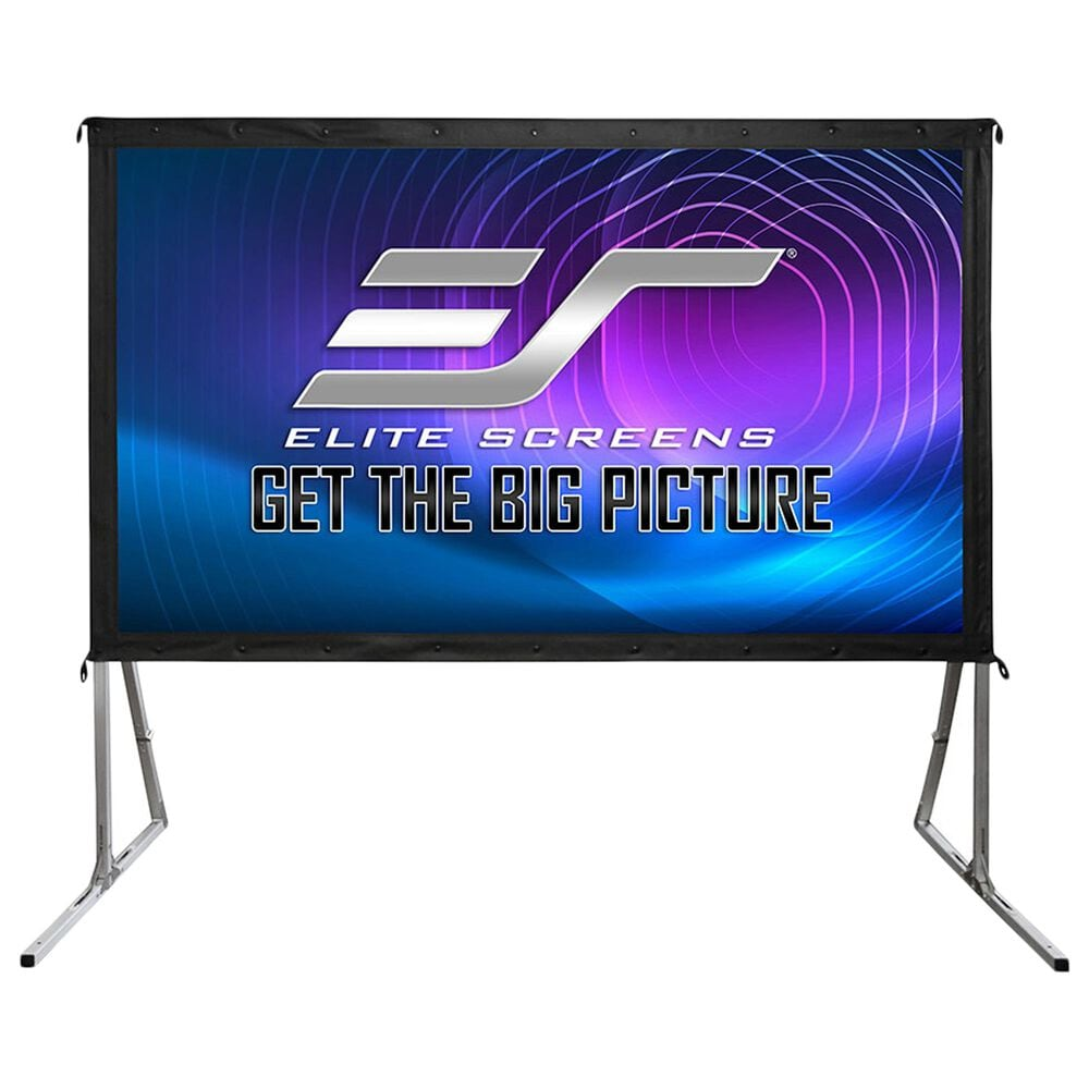 """Elite Screens 100"""" Yard Master 2 Front Projection Screen, , large"""