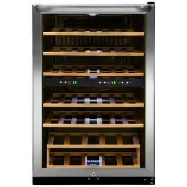 Frigidaire 38 Bottle Two-Zone Wine Cooler , , large