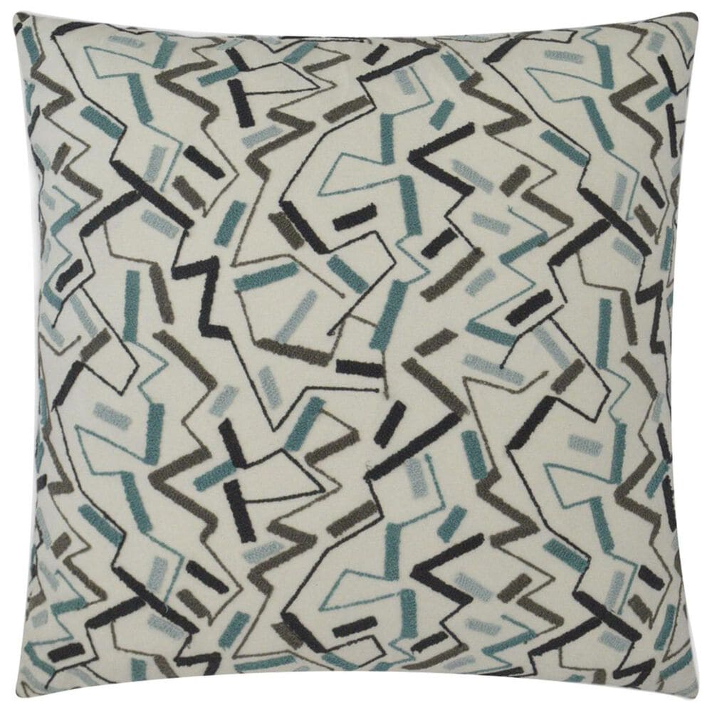 """D.V.Kap Inc 24"""" Feather Down Decorative Throw Pillow in Riker, , large"""