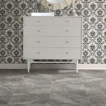 "Shaw Oasis Dark Grey 13"" x 13"" Ceramic Tile, , large"
