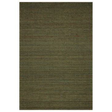 """Loloi Lily LIL-01 5' x 7'6"""" Green Area Rug, , large"""