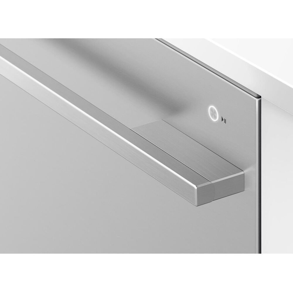 Fisher and Paykel Built-In Fully Integrated Tall Single Drawer Dishwasher in EZKleen Stainless Steel, , large