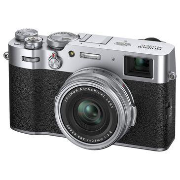 Fujifilm Fujifilm X-100V Digital Camera in Silver, , large