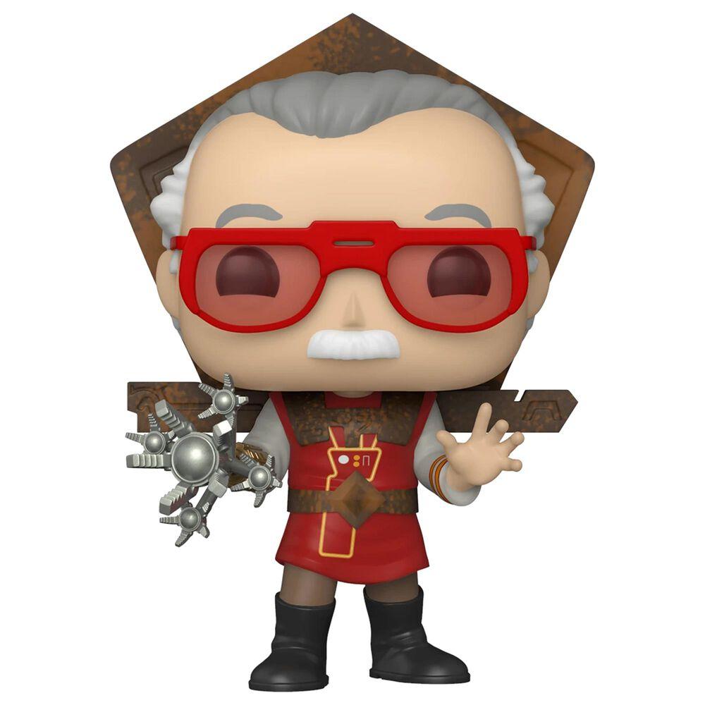 Funko Pop! Icons: Marvel Thor Ragnarok Stan Lee, , large