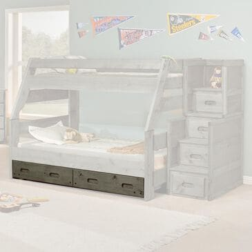 Timber Point Bunkhouse Underdresser n Driftwood Gray, , large