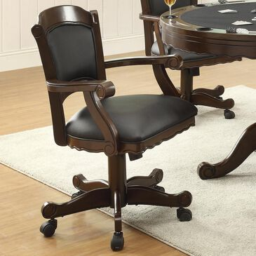 Pacific Landing Game Chair with Casters, , large