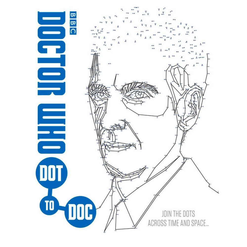 Doctor who Dot-to-Doc, , large