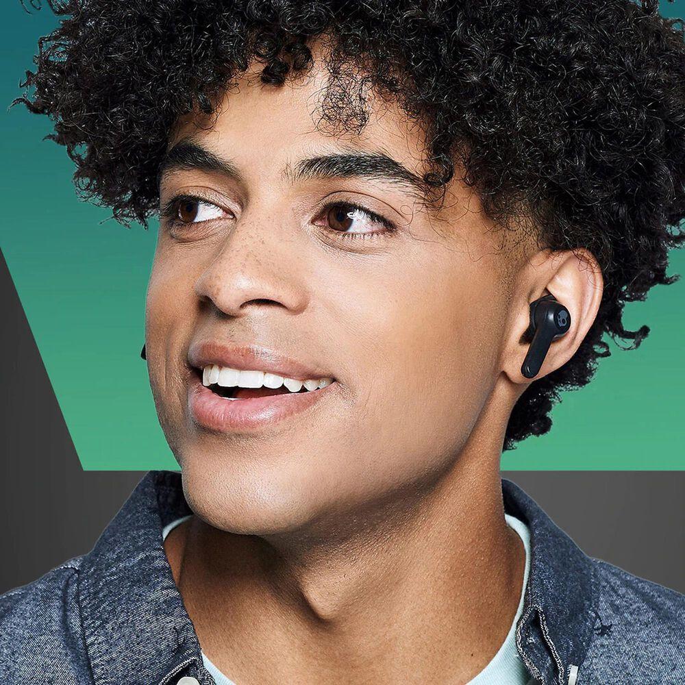 Skullcandy Indy ANC Noise Canceling True Wireless Earbuds in True Black, , large