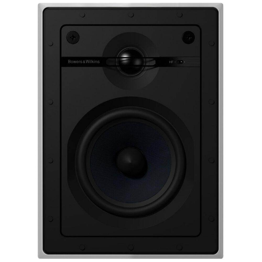 """Bowers and Wilkins 5"""" 600 Series 2-Way In-Wall Speaker Pair in Black , , large"""