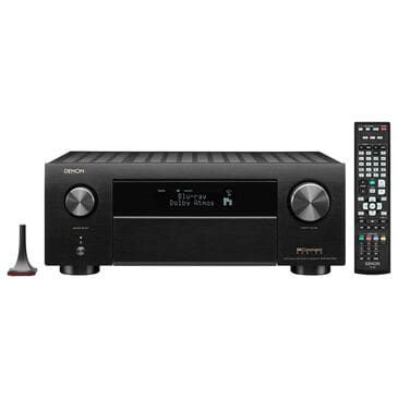 Denon 9.2 Channel 8K AV Receiver in Black, , large
