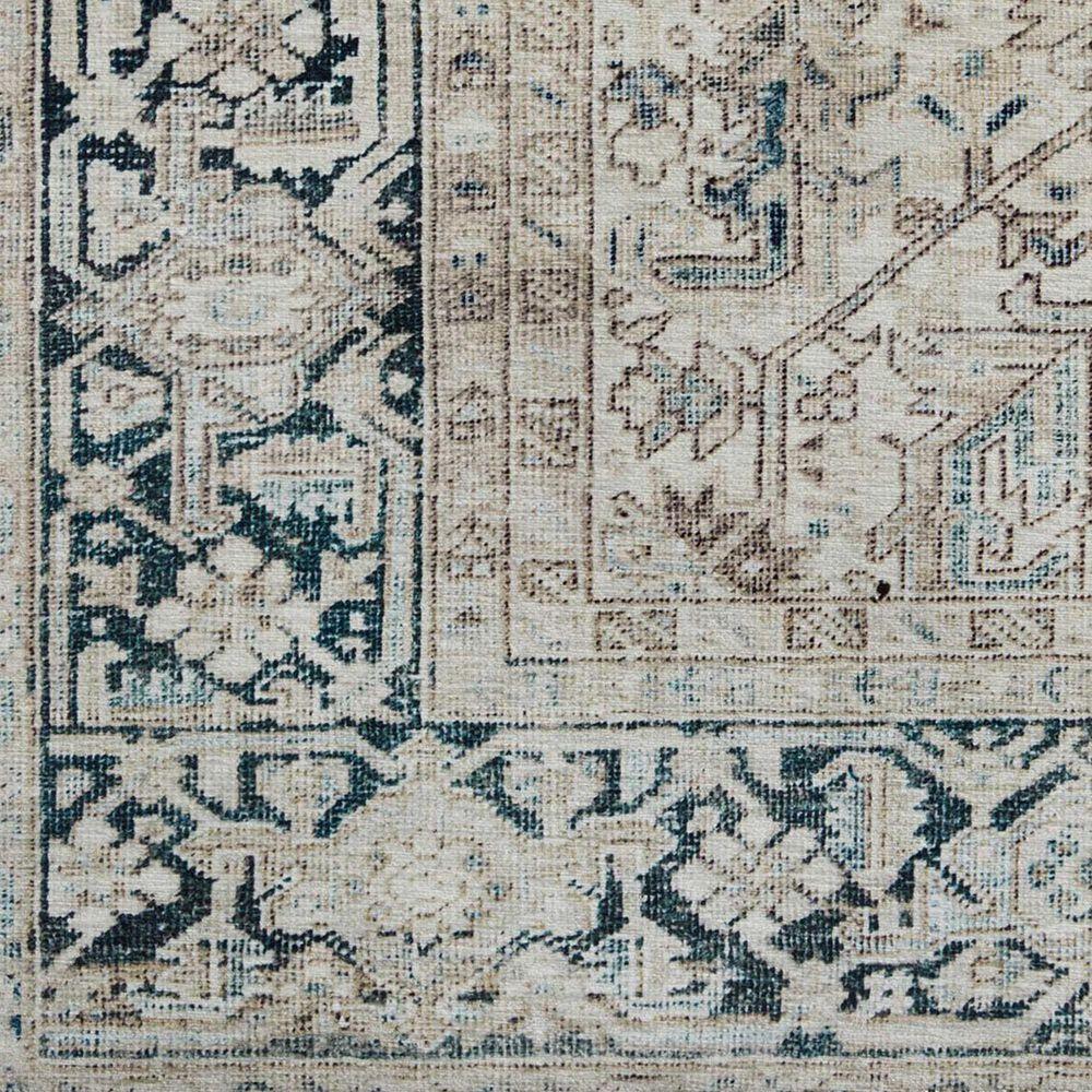 """Magnolia Home Lenna LEA-06 5' x 7'6"""" Natural and Denim Area Rug, , large"""