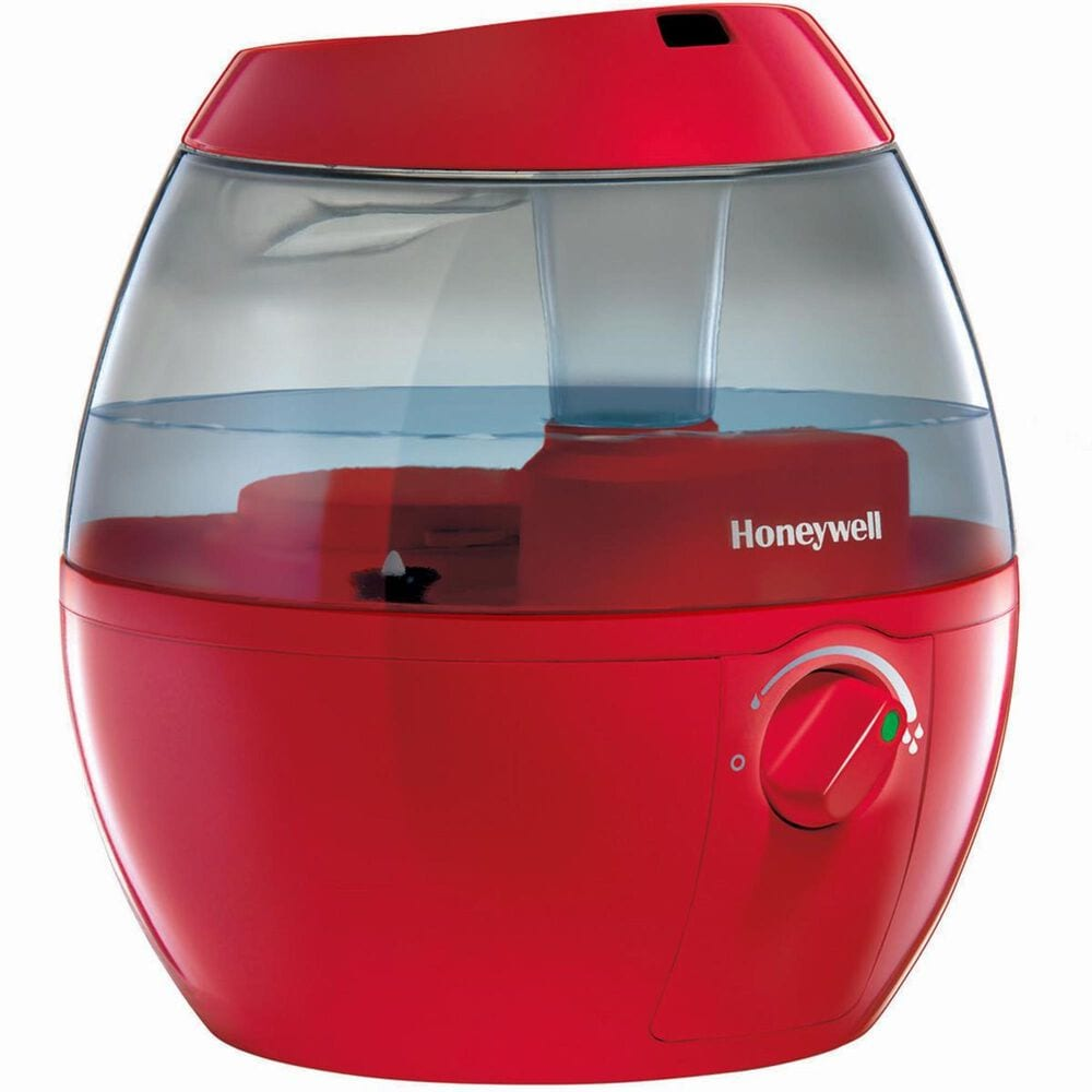 Honeywell Mistmate Cool Mist Humidifier in Red, , large