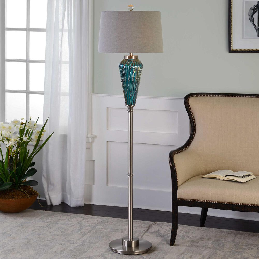 Uttermost Almanzora Floor Lamp, , large