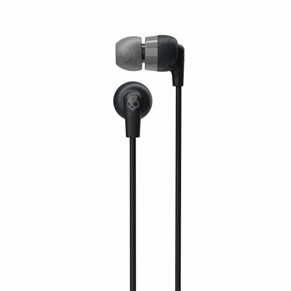 Skullcandy Ink'd+ Wireless Neckband Headphones in Black and Gray, , large