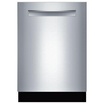 Bosch Benchmark 24'' Dishwasher in Stainless Steel, , large