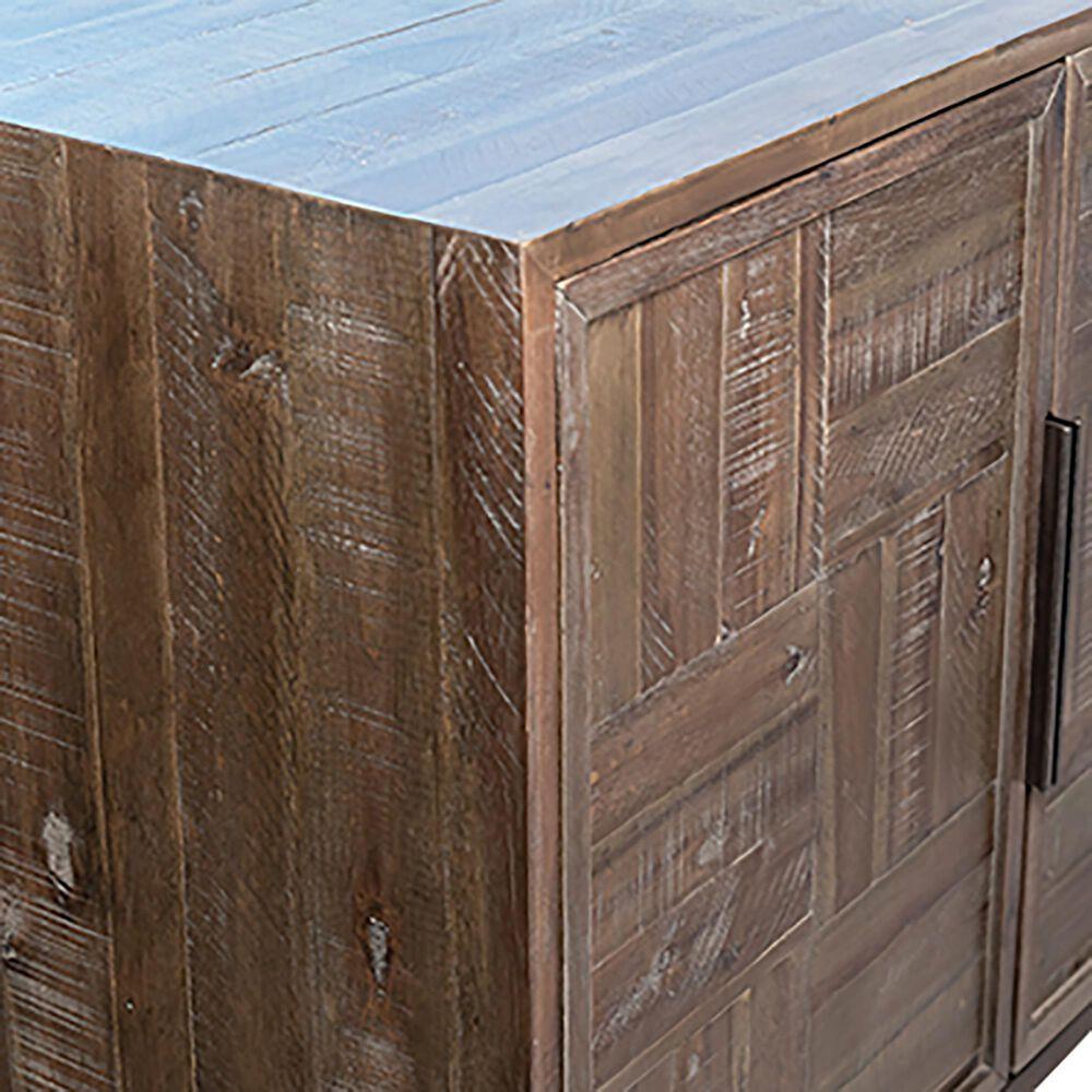 Blue Sun Designs Patrick Sideboard in Brown/Grey, , large