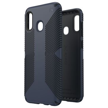 Speck Presidio Grip Case For Samsung Galaxy A20 in Eclipse Blue And Carbon Black, , large