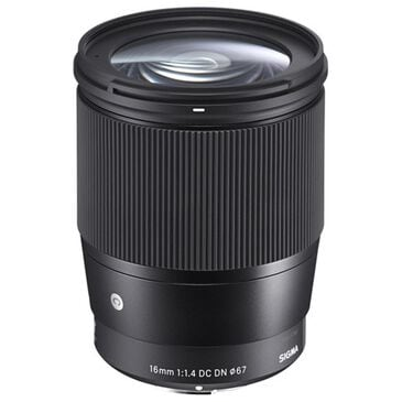 Sigma 16mm F1.4 DC DN Lens, , large