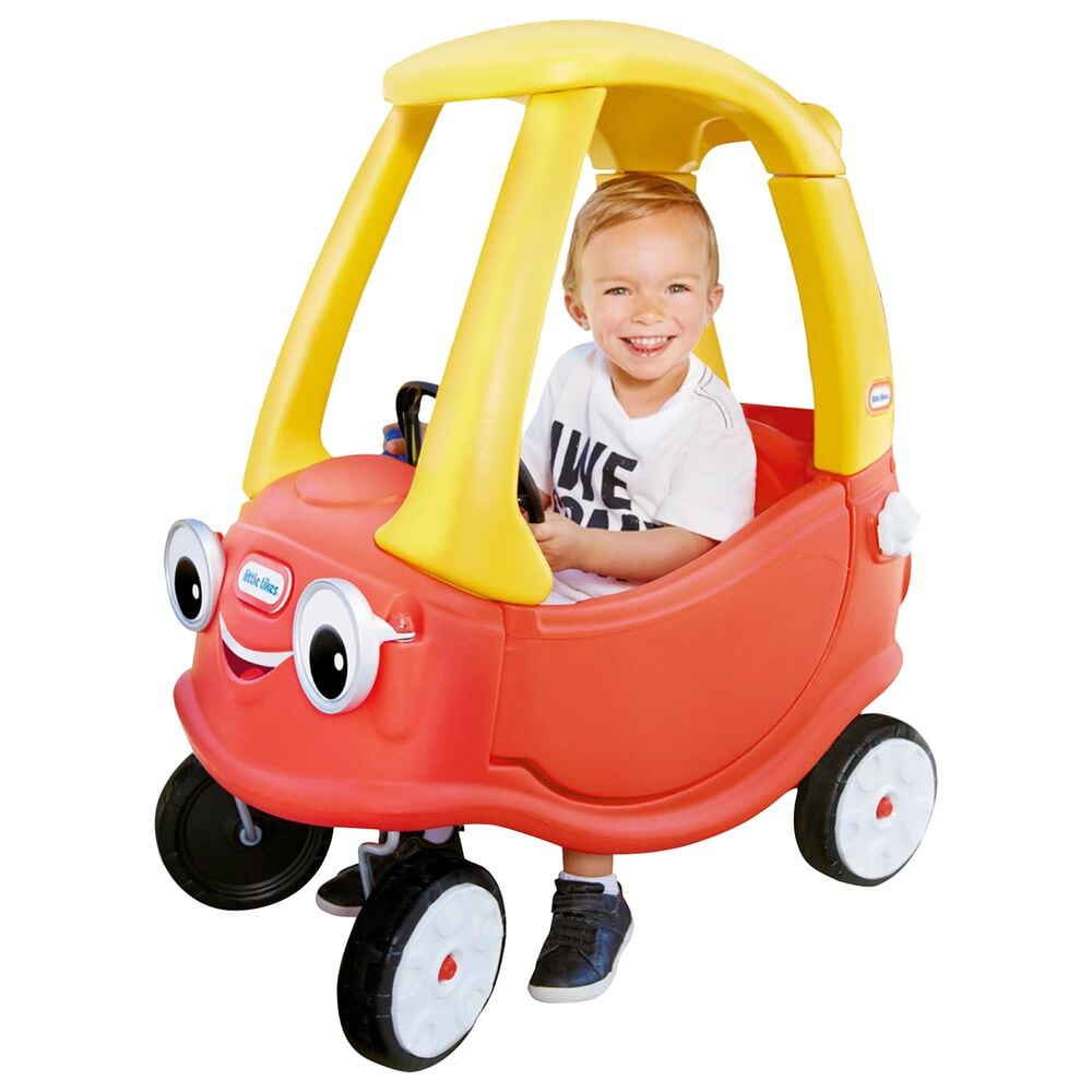 Kidfocus Cozy Coupe Red with Yellow Roof, , large
