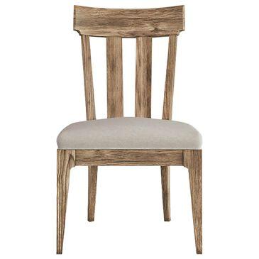 Vantage Passage Slat Back Side Chair in Light Oak, , large