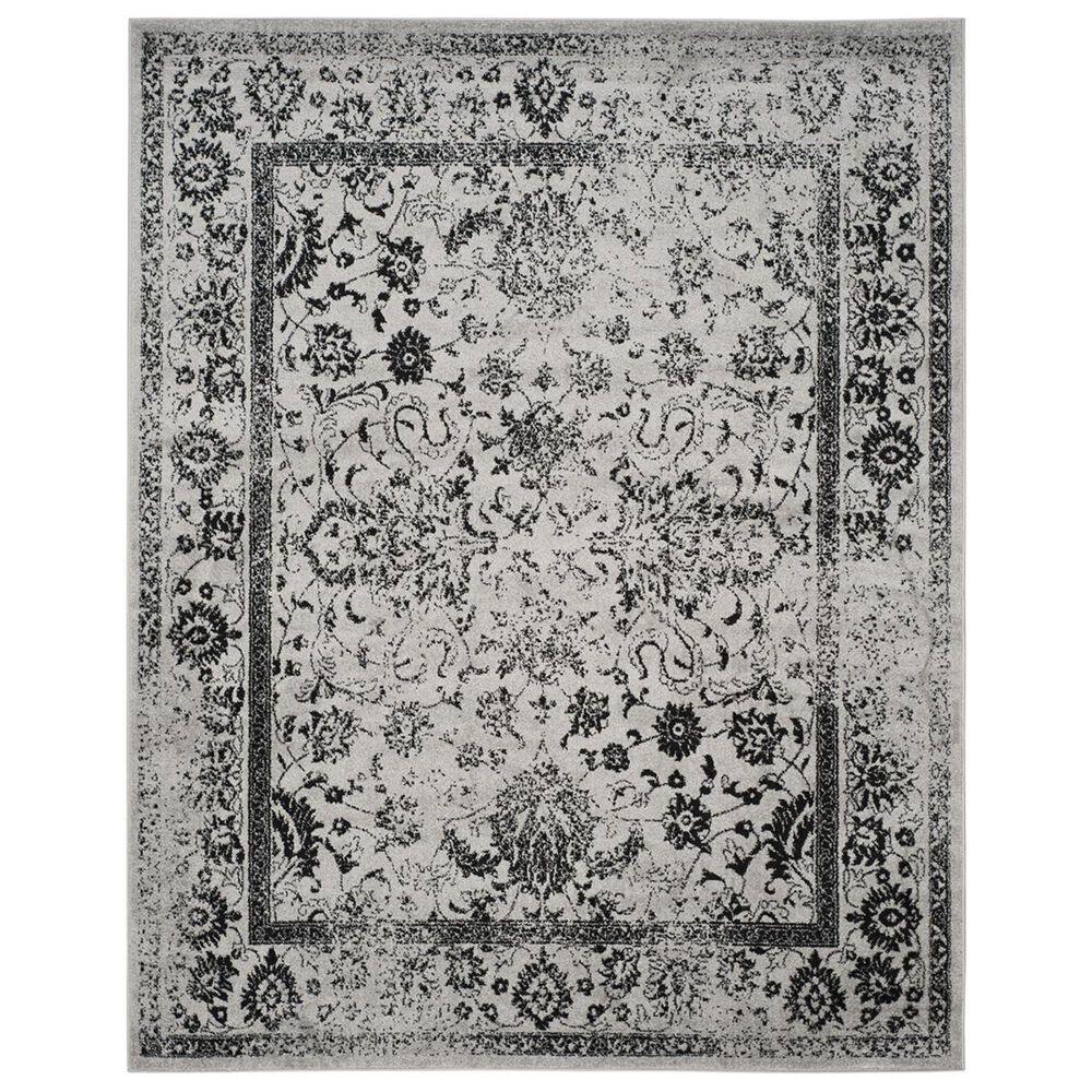 Safavieh Adirondack ADR109B-10 10' x 14' Grey/Black Area Rug, , large