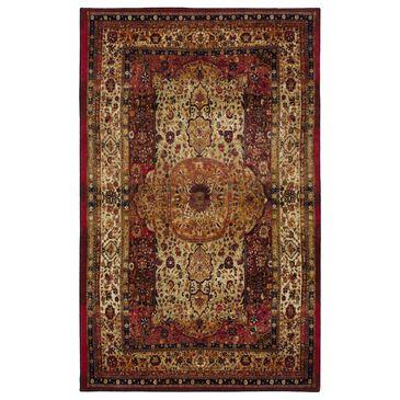 """Karastan Antiquity Shiraz ZS002-A400 2'6"""" x 10' Red Runner, , large"""