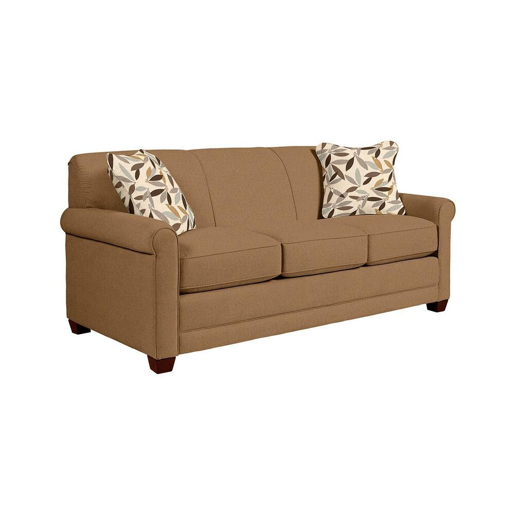 La-Z-Boy Amanda La-Z-Boy Premier SUPREME-COMFORT Full Sleeper Sofa in Bark, , large