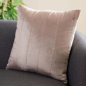 "Safavieh Gressa 18"" x 18"" Pillow in Blush, , large"
